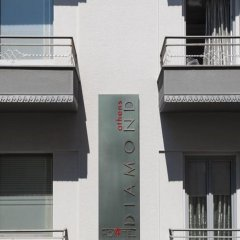 Отель Athens Diamond Homtel фото 2