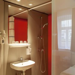 Отель Pension Stadthalle Вена ванная