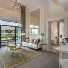Отель U Sathorn Bangkok комната для гостей