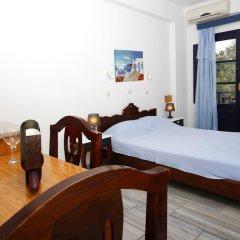 Отель Anny Studios Perissa Beach комната для гостей фото 5