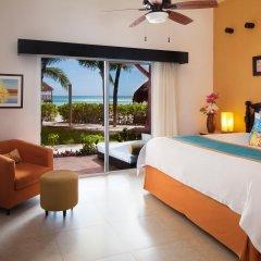 Отель El Dorado Maroma Gourmet All Inclusive by Karisma, Adults Only комната для гостей фото 2