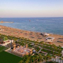Отель Kamelya K Club - All Inclusive Сиде пляж