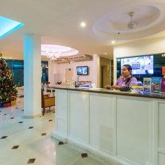 Отель Zing Resort & Spa интерьер отеля фото 2