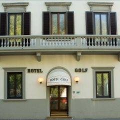 Отель Golf Италия, Флоренция - отзывы, цены и фото номеров - забронировать отель Golf онлайн вид на фасад