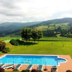 Отель Posada Casona de la Ventilla Испания, Ларедо - отзывы, цены и фото номеров - забронировать отель Posada Casona de la Ventilla онлайн балкон