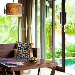 Отель The Vijitt Resort Phuket удобства в номере фото 2