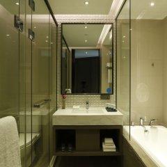 Отель Hyatt House Shanghai Hongqiao CBD Китай, Шанхай - отзывы, цены и фото номеров - забронировать отель Hyatt House Shanghai Hongqiao CBD онлайн ванная фото 2