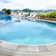 Royal Phuket City Hotel Пхукет бассейн фото 3
