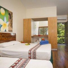 Отель Beachcomber Island Resort Фиджи, Остров Баунти - отзывы, цены и фото номеров - забронировать отель Beachcomber Island Resort онлайн комната для гостей фото 2