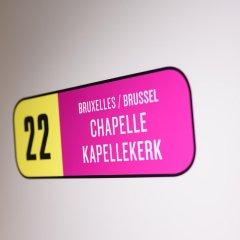 Отель La Grande Cloche Брюссель интерьер отеля