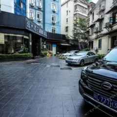 Отель Amemouillage Inn (Guangzhou Shoe Market) парковка