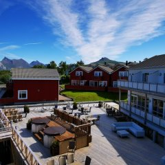 Отель Kjerringøy Bryggehotell фото 5