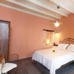 Отель Villa Dei Ciottoli Родос комната для гостей фото 6