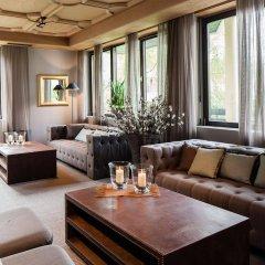 Отель Pollinger Италия, Меран - отзывы, цены и фото номеров - забронировать отель Pollinger онлайн интерьер отеля фото 2