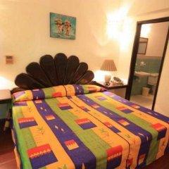 Отель Suites Plaza Del Rio Пуэрто-Вальярта комната для гостей фото 3