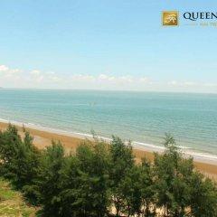 Queen Hotel Thanh Hoa пляж фото 2