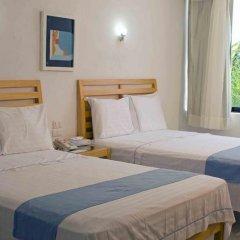Отель Sotavento & Yacht Club Мексика, Канкун - отзывы, цены и фото номеров - забронировать отель Sotavento & Yacht Club онлайн комната для гостей фото 4