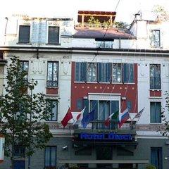 Отель DIECI Милан балкон