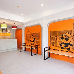 Отель Recenta Express Phuket Town Пхукет интерьер отеля
