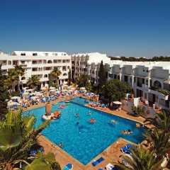 Апартаменты Sol Cala D'Or Apartments бассейн