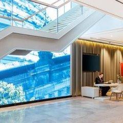 Отель Nh Collection Berlin Mitte Friedrichstrasse Берлин балкон