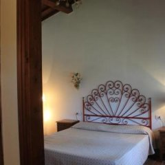 Отель Villa Poggio Ai Merli комната для гостей фото 2