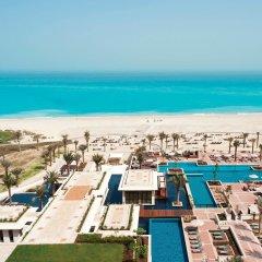 Отель St. Regis Saadiyat Island Абу-Даби пляж
