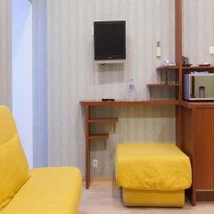 Апартаменты Веста Стандартный номер с двуспальной кроватью фото 25