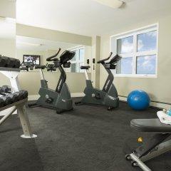 Отель Sepia Канада, Квебек - отзывы, цены и фото номеров - забронировать отель Sepia онлайн фитнесс-зал фото 2