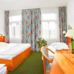 Hotel Merkur Прага комната для гостей фото 4