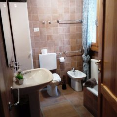 Отель B&b Alla Rotonda Vicenza Италия, Виченца - отзывы, цены и фото номеров - забронировать отель B&b Alla Rotonda Vicenza онлайн ванная фото 2