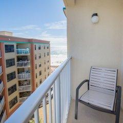 Отель Hilton Garden Inn Orange Beach балкон