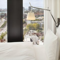 Отель Empire Riverside Hotel Германия, Гамбург - отзывы, цены и фото номеров - забронировать отель Empire Riverside Hotel онлайн комната для гостей фото 5