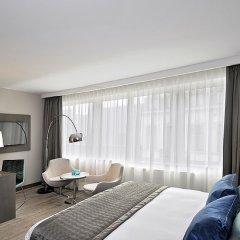 Отель Agenda Louise Брюссель комната для гостей фото 5