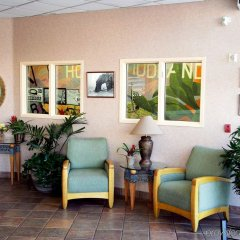 Отель Holiday Inn Express West Los Angeles США, Лос-Анджелес - отзывы, цены и фото номеров - забронировать отель Holiday Inn Express West Los Angeles онлайн интерьер отеля фото 2