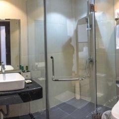 Отель Jielv Hangkong Hostel Китай, Чжухай - отзывы, цены и фото номеров - забронировать отель Jielv Hangkong Hostel онлайн ванная фото 2
