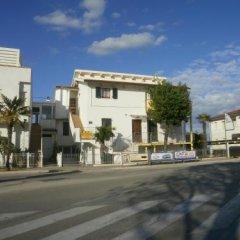 Отель B&b Isabella Нумана вид на фасад