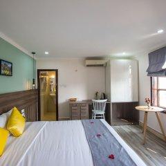 Отель Pan Hotel Hotel Вьетнам, Ханой - отзывы, цены и фото номеров - забронировать отель Pan Hotel Hotel онлайн комната для гостей фото 5