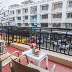 Отель Lada Krabi Express Таиланд, Краби - отзывы, цены и фото номеров - забронировать отель Lada Krabi Express онлайн балкон