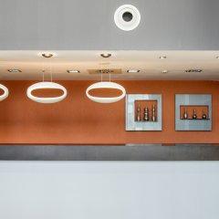 Hotel ILUNION Aqua 3 Валенсия интерьер отеля