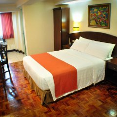 Отель Fersal Hotel - Manila Филиппины, Манила - отзывы, цены и фото номеров - забронировать отель Fersal Hotel - Manila онлайн комната для гостей фото 2