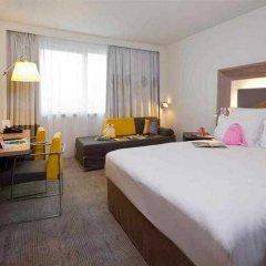Отель Novotel Leuven Centrum Бельгия, Лёвен - отзывы, цены и фото номеров - забронировать отель Novotel Leuven Centrum онлайн комната для гостей