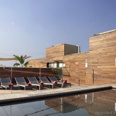 Отель Soho Hotel Испания, Барселона - 9 отзывов об отеле, цены и фото номеров - забронировать отель Soho Hotel онлайн бассейн фото 2