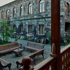 Отель Вилла Карс балкон