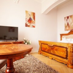 Гостиница IZBA Kutuzovskaya комната для гостей фото 5