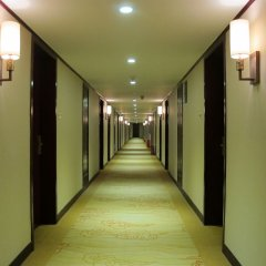 Sunway Hotel интерьер отеля