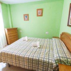 Отель EUFORIA Испания, Пляж Мирамар - отзывы, цены и фото номеров - забронировать отель EUFORIA онлайн комната для гостей фото 2