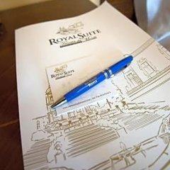Отель Royal Suite Trinita Dei Monti Rome