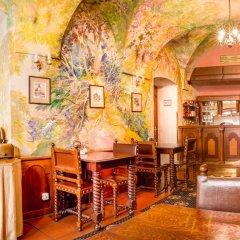 Отель U Krale Karla Чехия, Прага - 4 отзыва об отеле, цены и фото номеров - забронировать отель U Krale Karla онлайн гостиничный бар