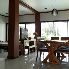 Отель Phatong Residence питание